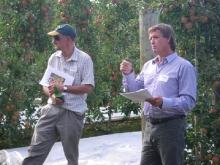 Peter Bennett & Andy McGrath