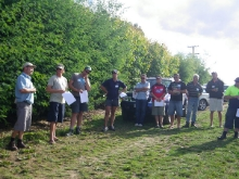 Greg Dryden, Fruition Horticulture, and growers @ Wairepo Orchards