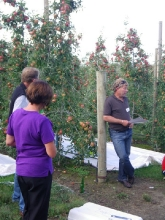 Mike VanWorkum, Fern Ridge @ Wairepo Orchard