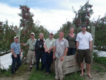 Andy McGrath and USA Growers